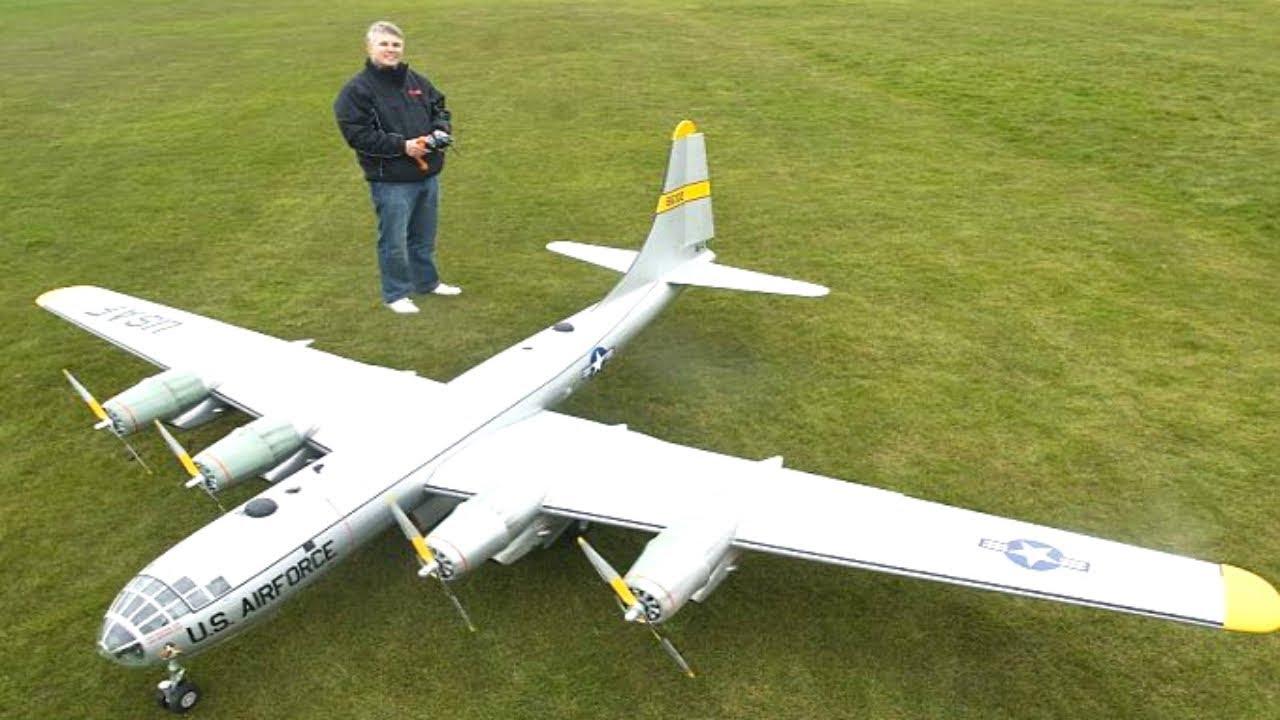 Ten Biggest R C Planes I Love R C